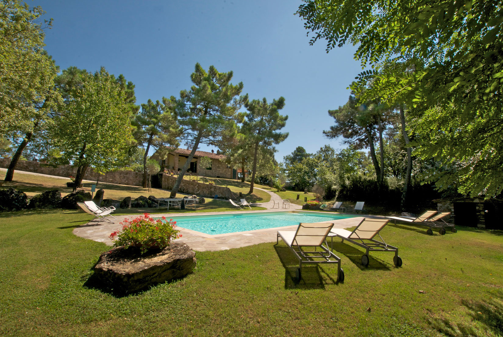 Sale House - Lucignano - Italy