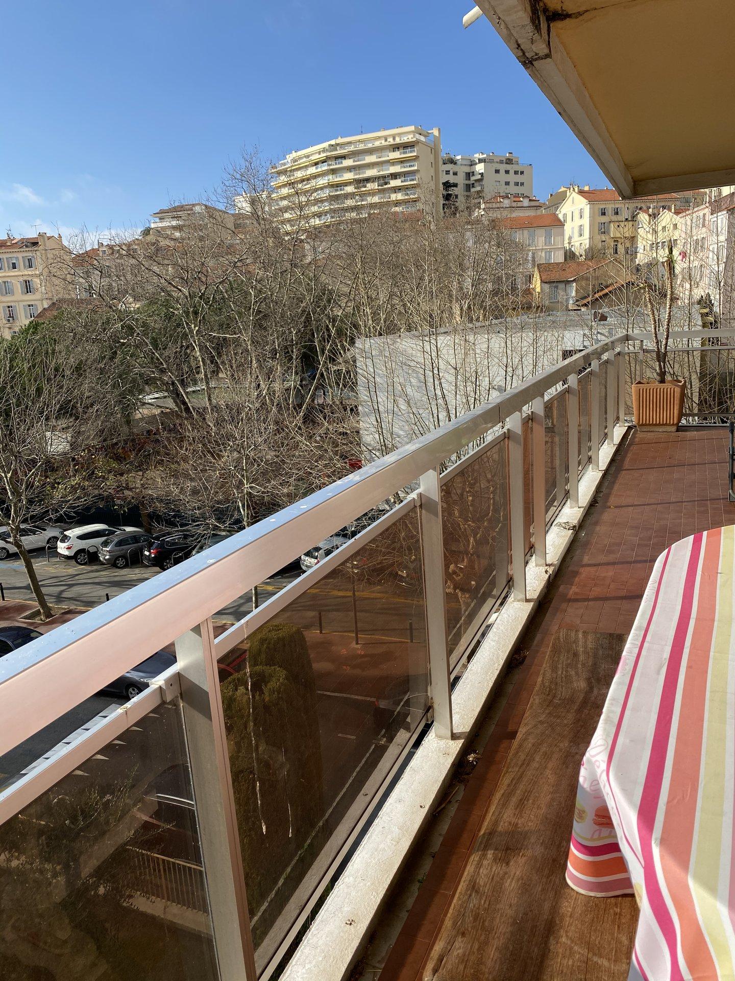 2P de  47 m² + Terrazza  - Cannes-