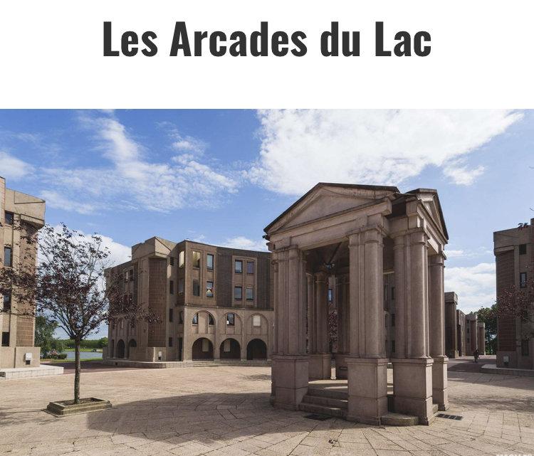 LES ARCADES DU LAC