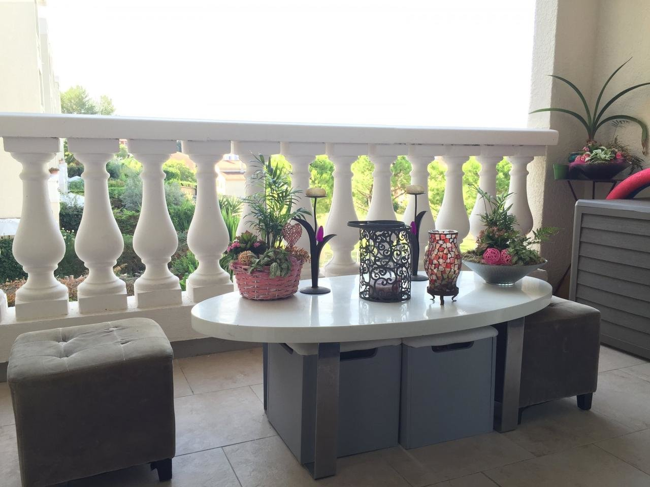 3 pièces terrasse st marguerite