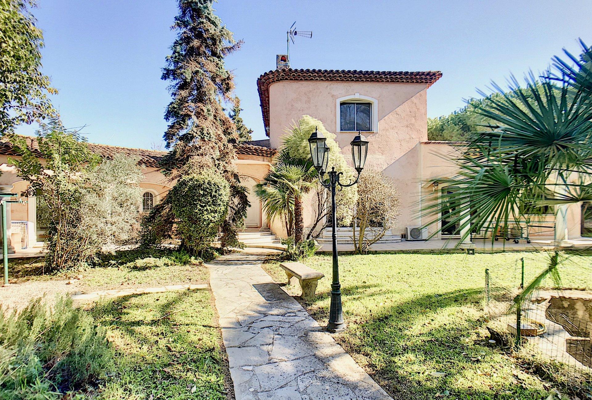 Villa individuelle 4 pièces Cagnes sur mer