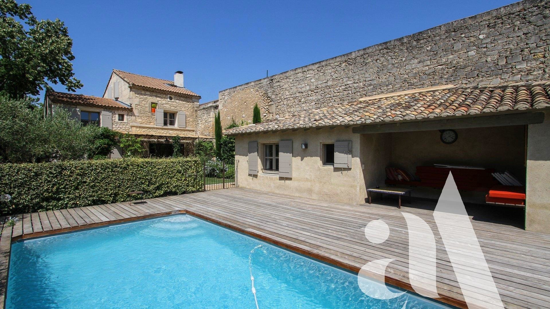 THE CACTUS MAZET - MAUSSANE - ALPILLES - 4 Rooms - 8 people