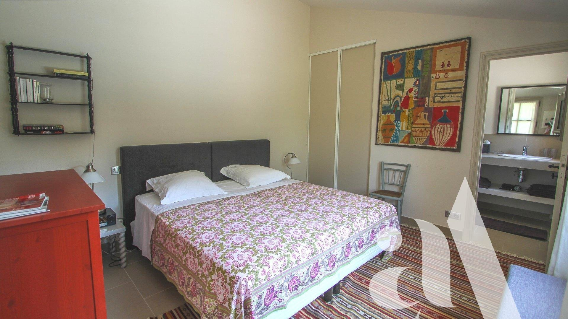 THE CACTUS MAZET - MAUSSANE - ALPILLES - 4 Rooms - 8 people