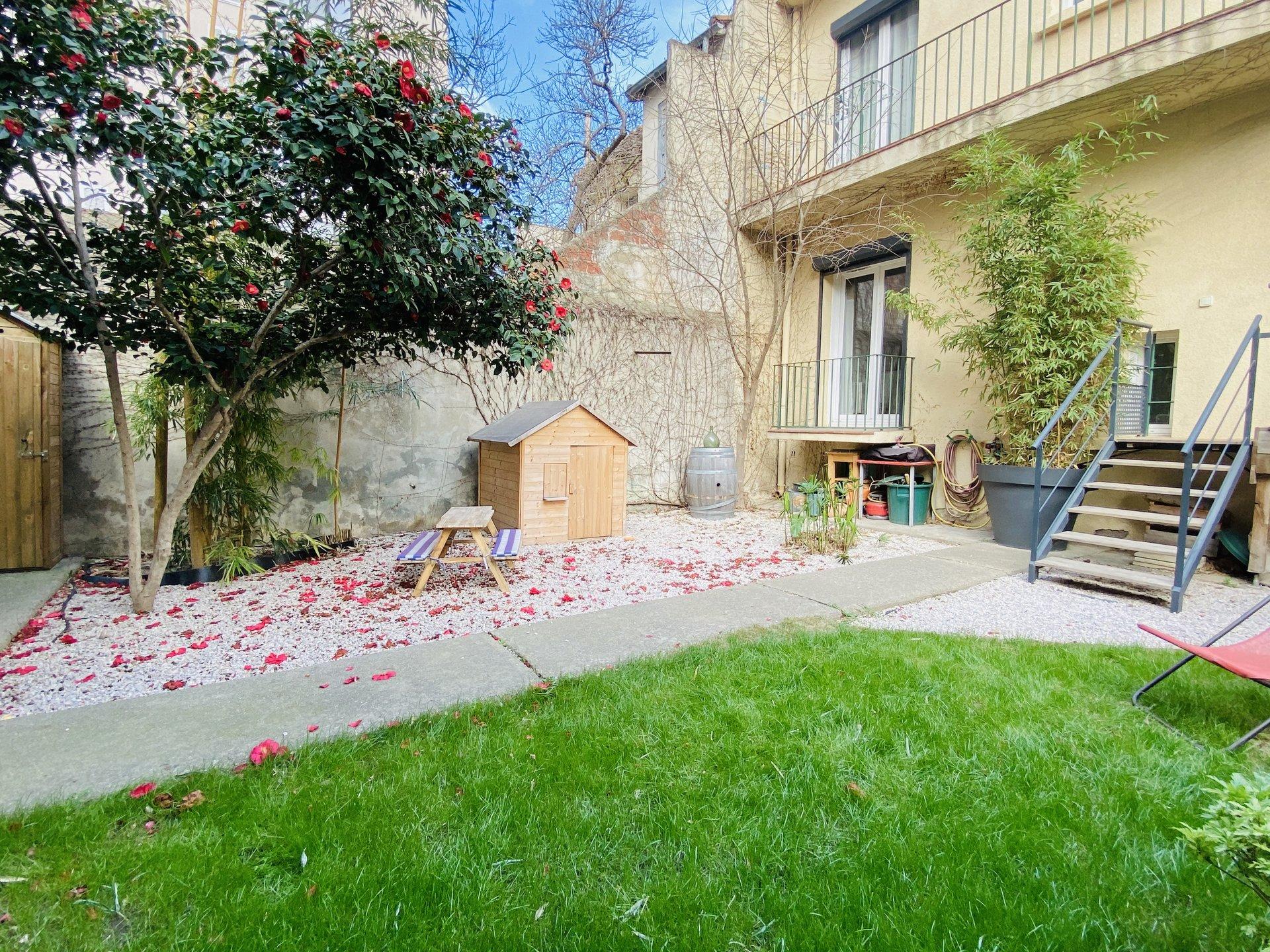 Sale Terraced house - Perpignan Gare