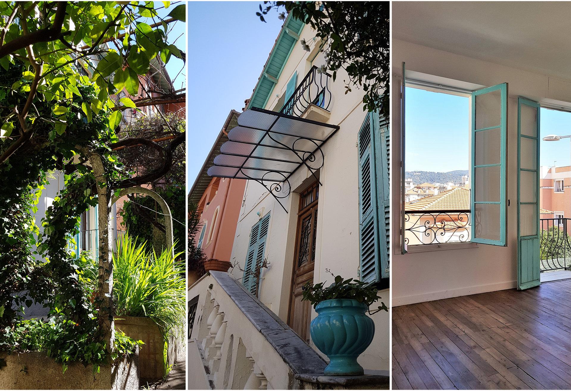 Maison de ville Nice