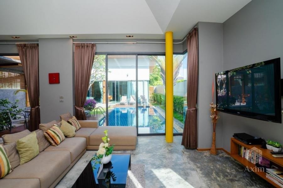 Villa 2 bedrooms rawai
