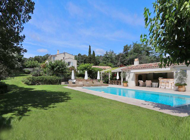 Sale Mansion - Grimaud - France