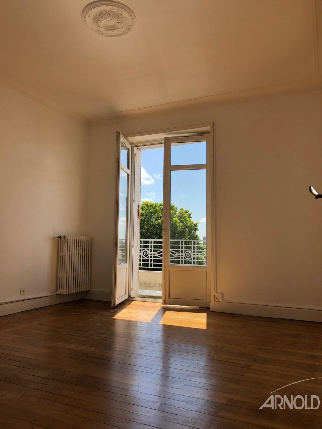 Appartement 3 chambres - Nantes / Monselet,