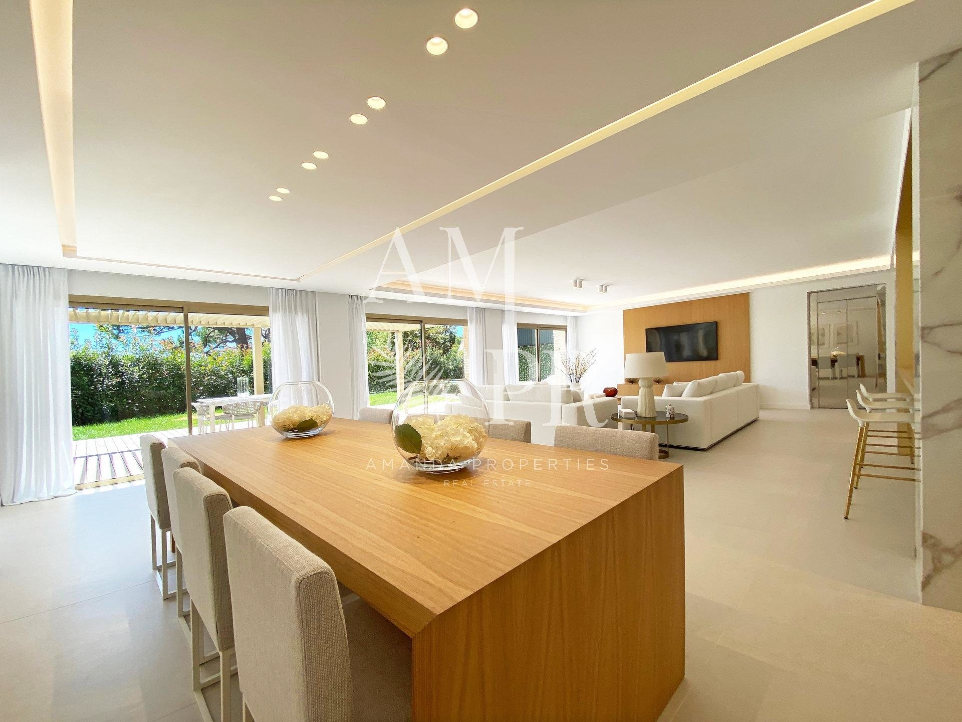 Oustanding apartment of 320m2 at the heart of Cannes Californie