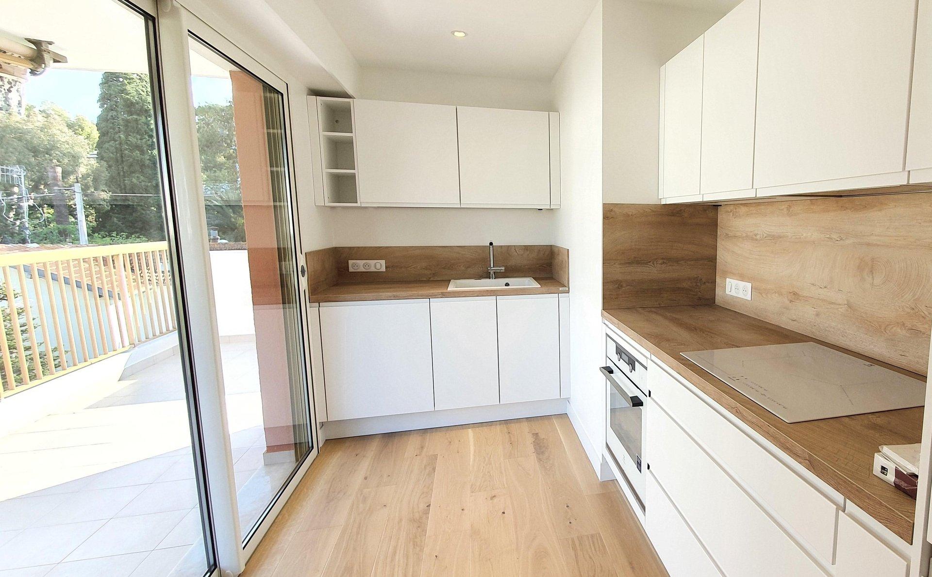 Basse Californie Dernier étage 3 P 81 m2 avec Terrasses 55 m2 et Garage