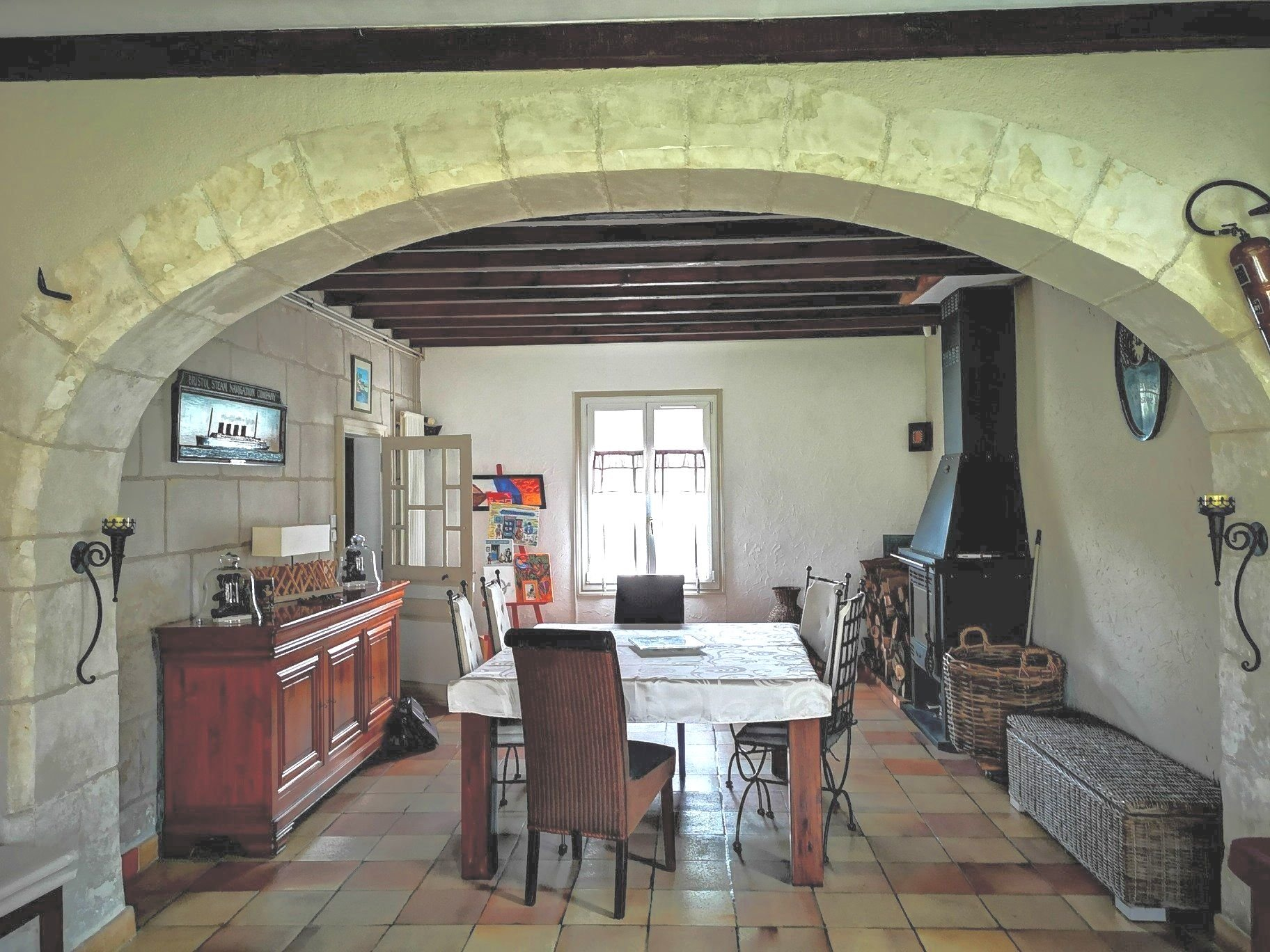 Sale Village house - Breches