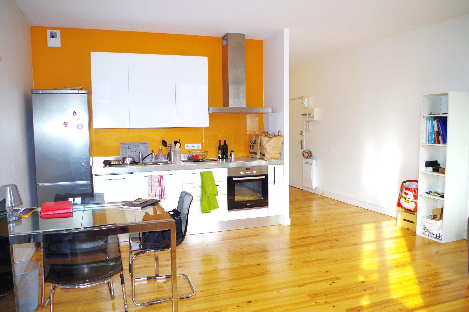 T2 meublé de charme - 50 m² - TOULOUSE CENTRE