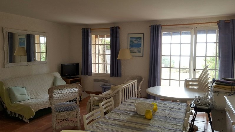 GIGARO / BOUGAINVILLEES - MAS 2 BEDROOMS SE VIEW