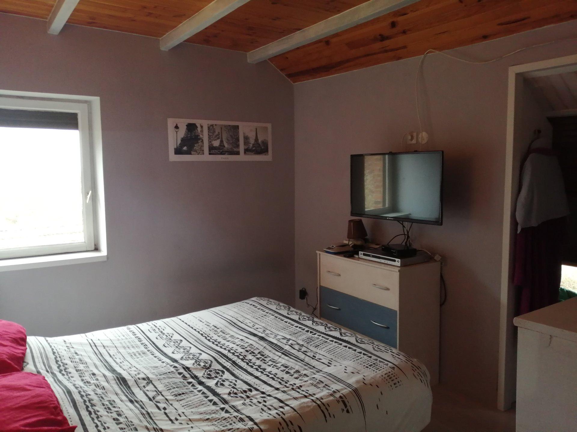 5954CSM - Maison Bourbonnaise, au calme