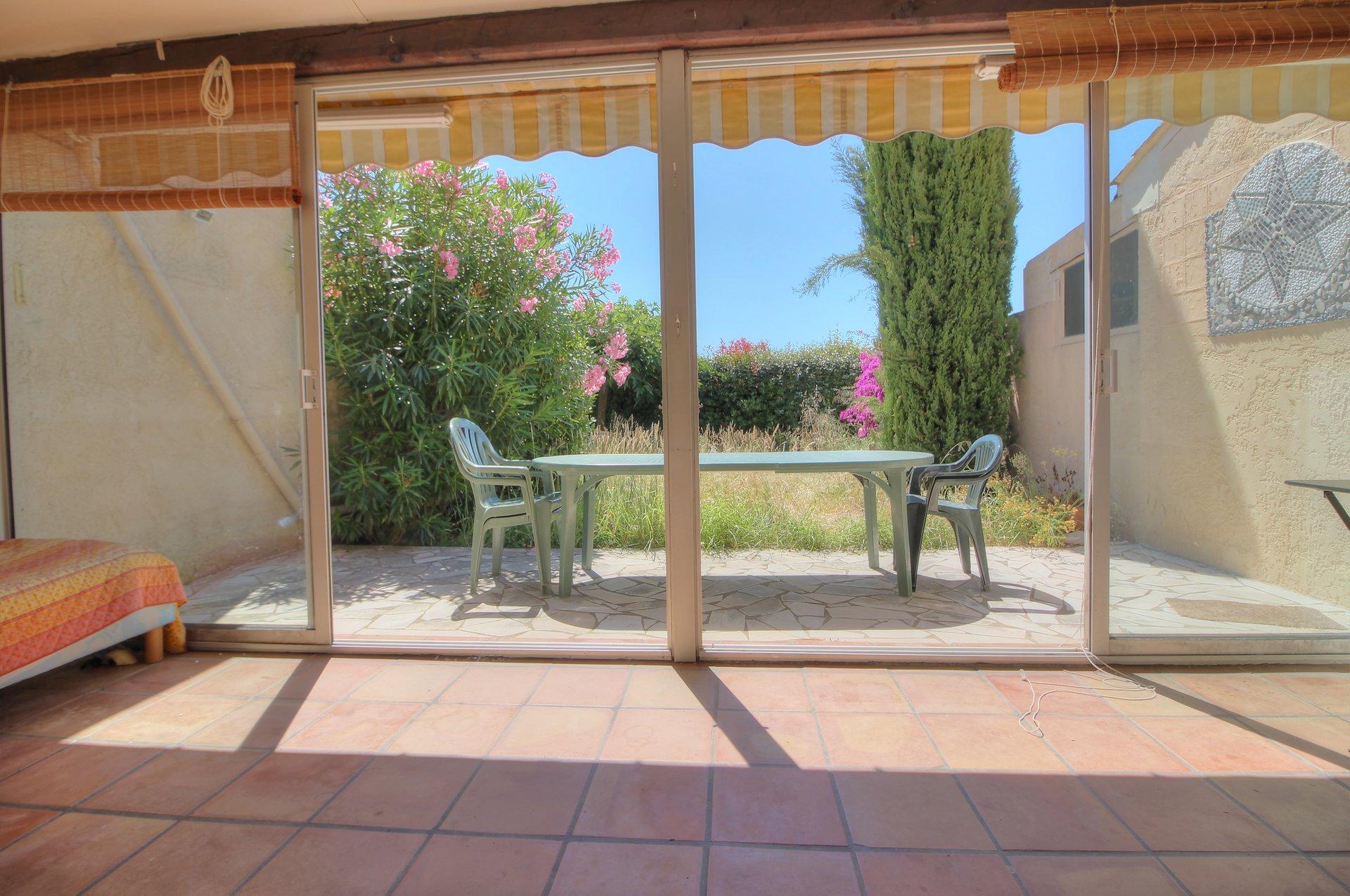 PLAGE 800 M- Maison T4 +jardin