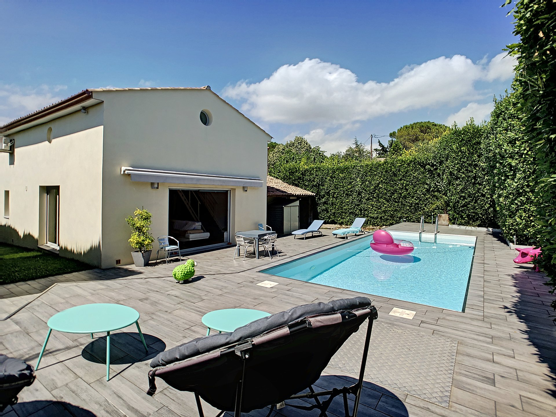 Mouans-Sartoux, Modern house, quiet environment