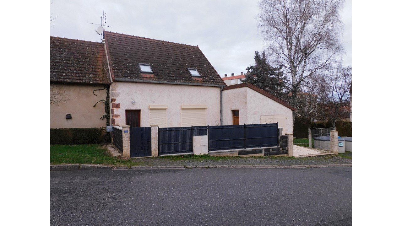 Location Maison - Bourbon-Lancy