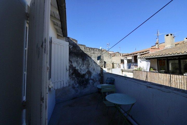 maison de ville avec terrasse