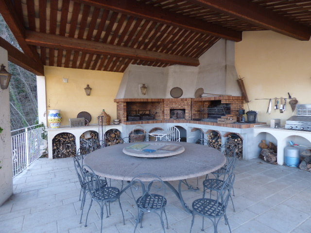 Superb property on 6 ha for sale in SOSPEL, Alpes-Maritimes