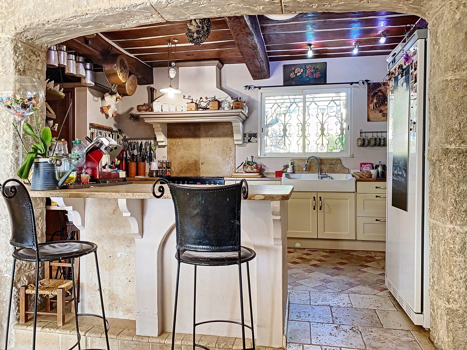 For sale lovely provençale house in Plan de la Tour