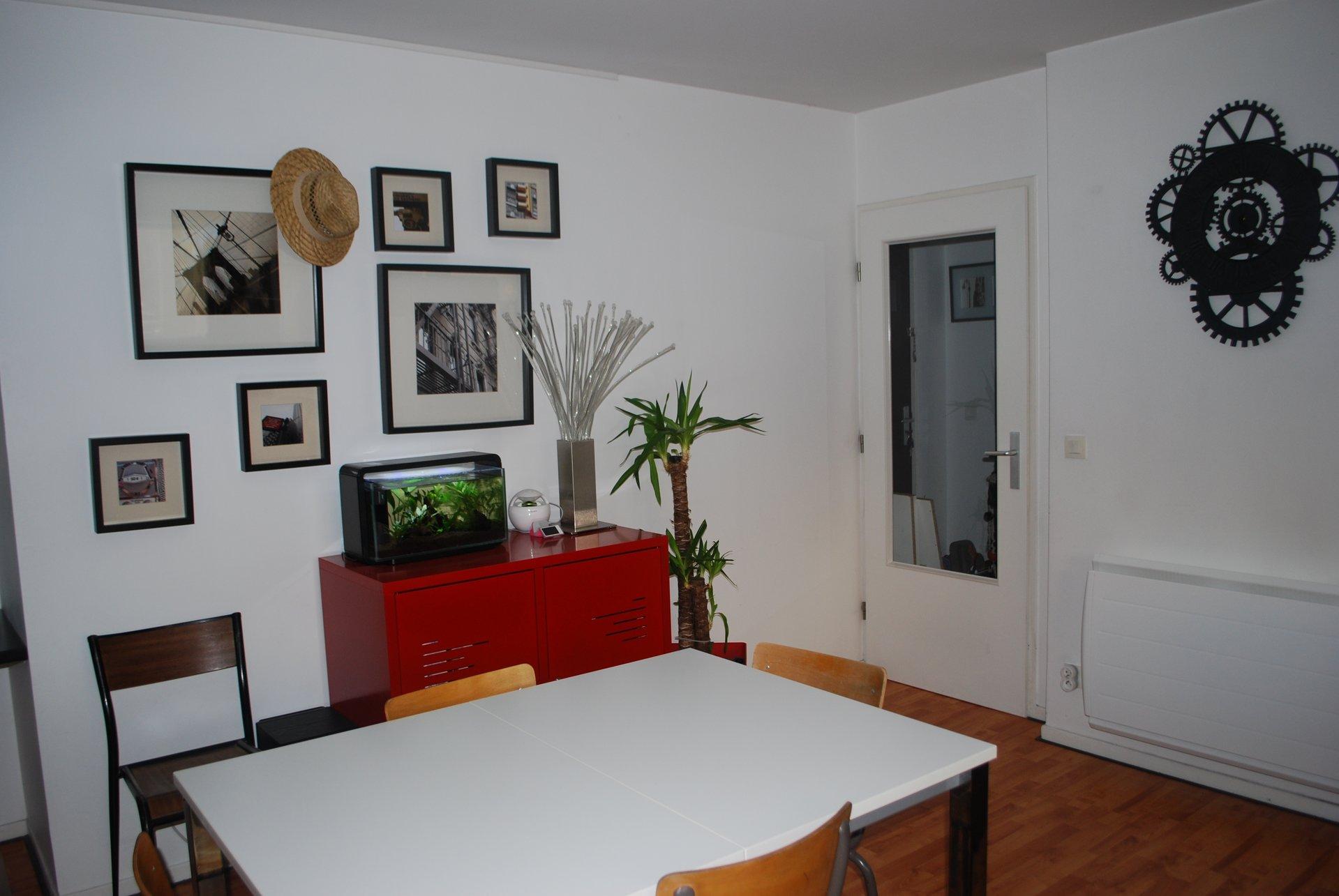 Appt T2 de 51 m²