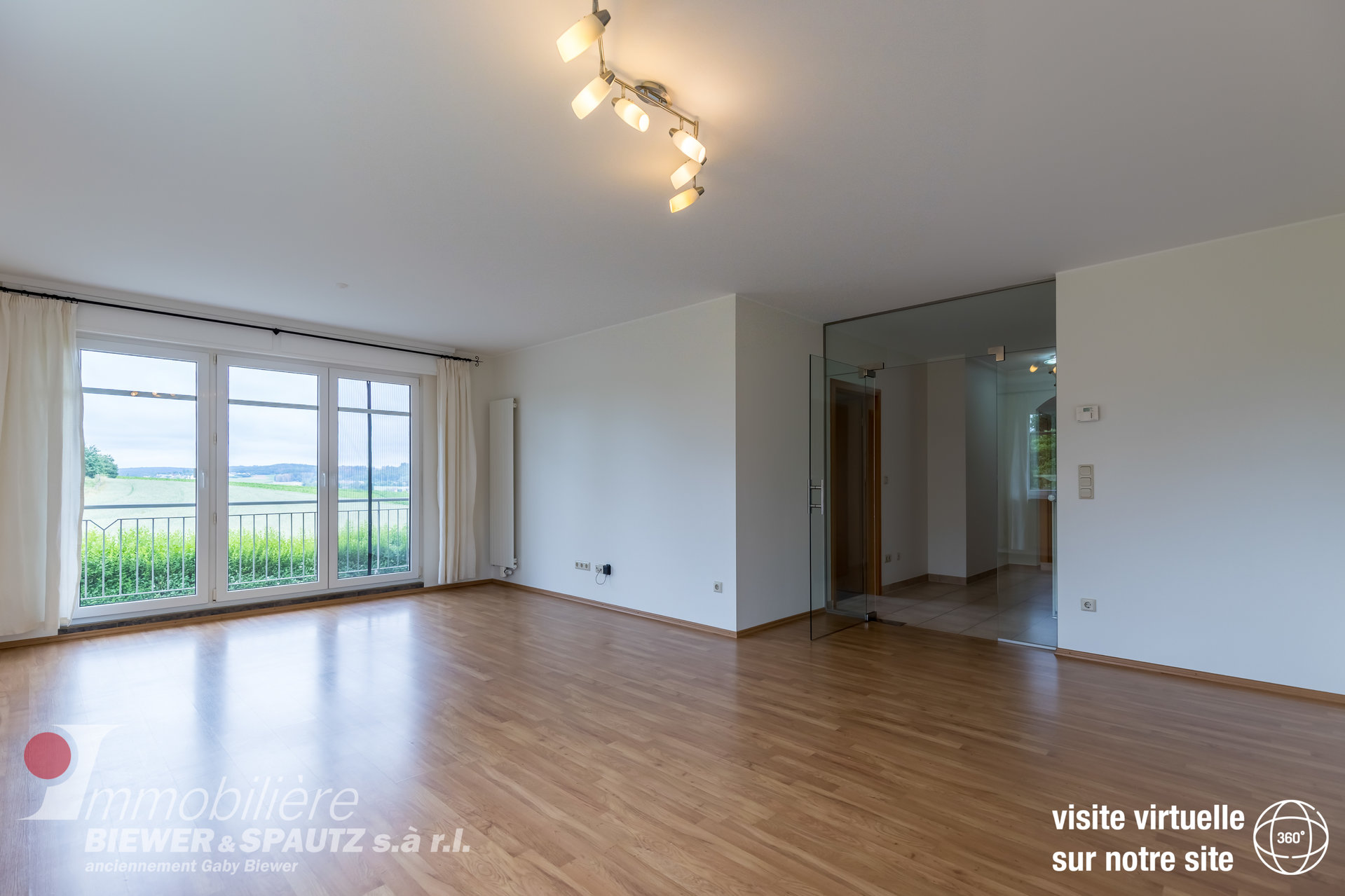 RENTED - apartment with 2 bedrooms in Junglinster