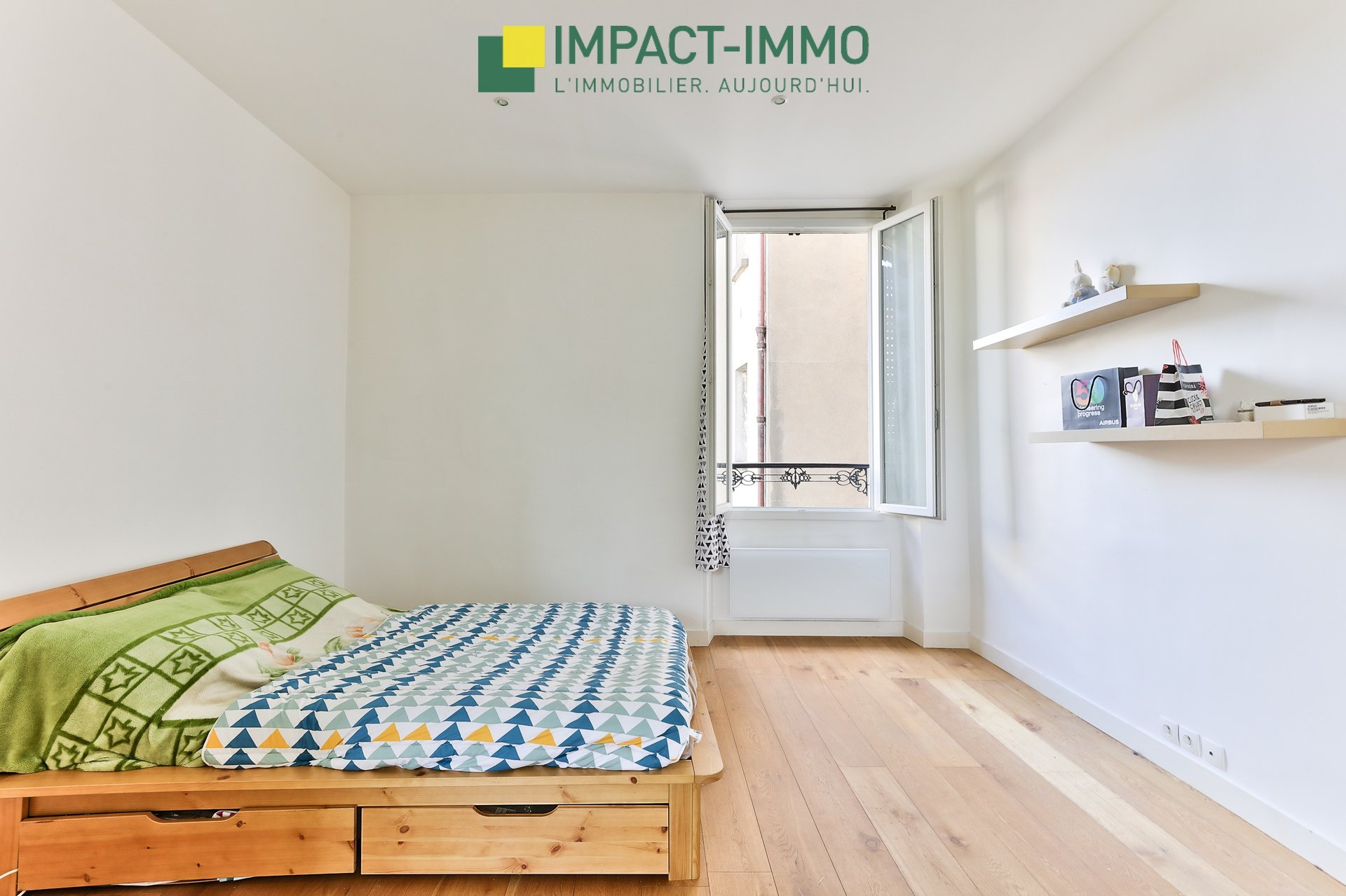 Vente Appartement - Colombes