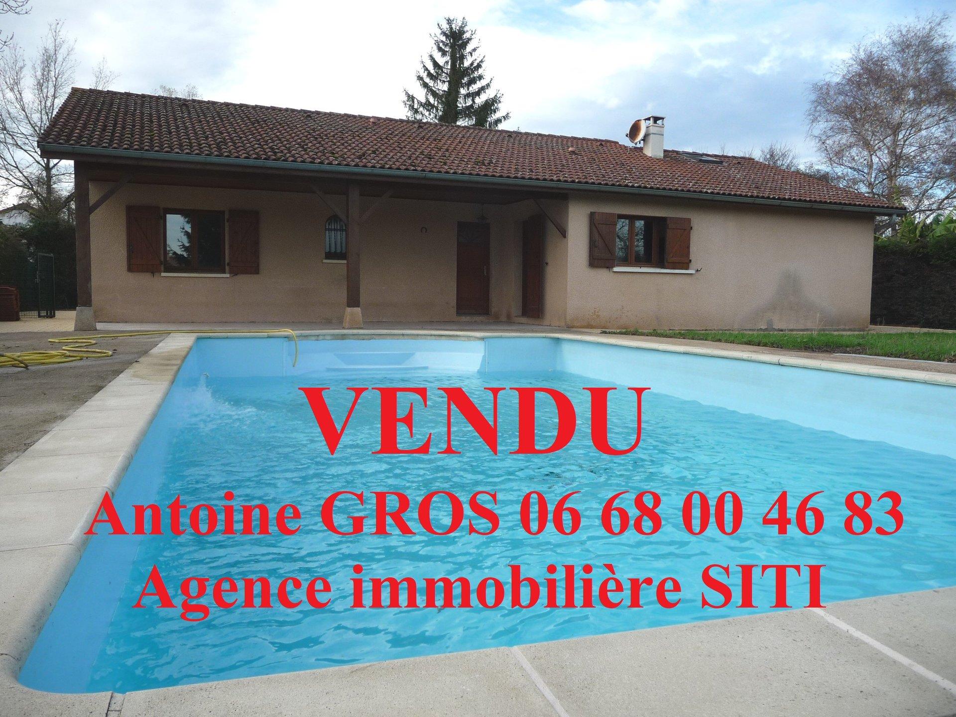 Vente Villa - Montmerle-sur-Saône