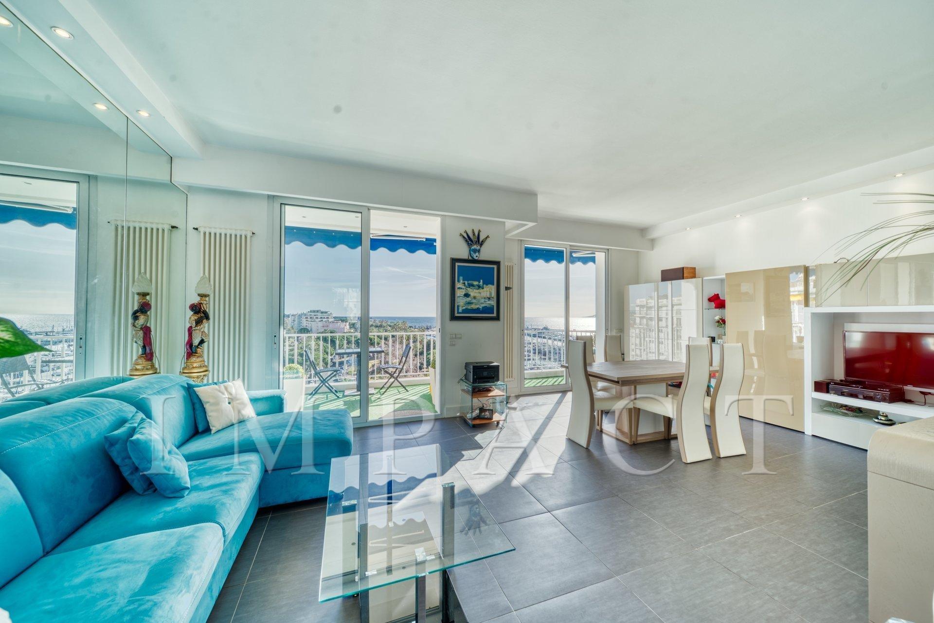 Apartment top floor - Croisette