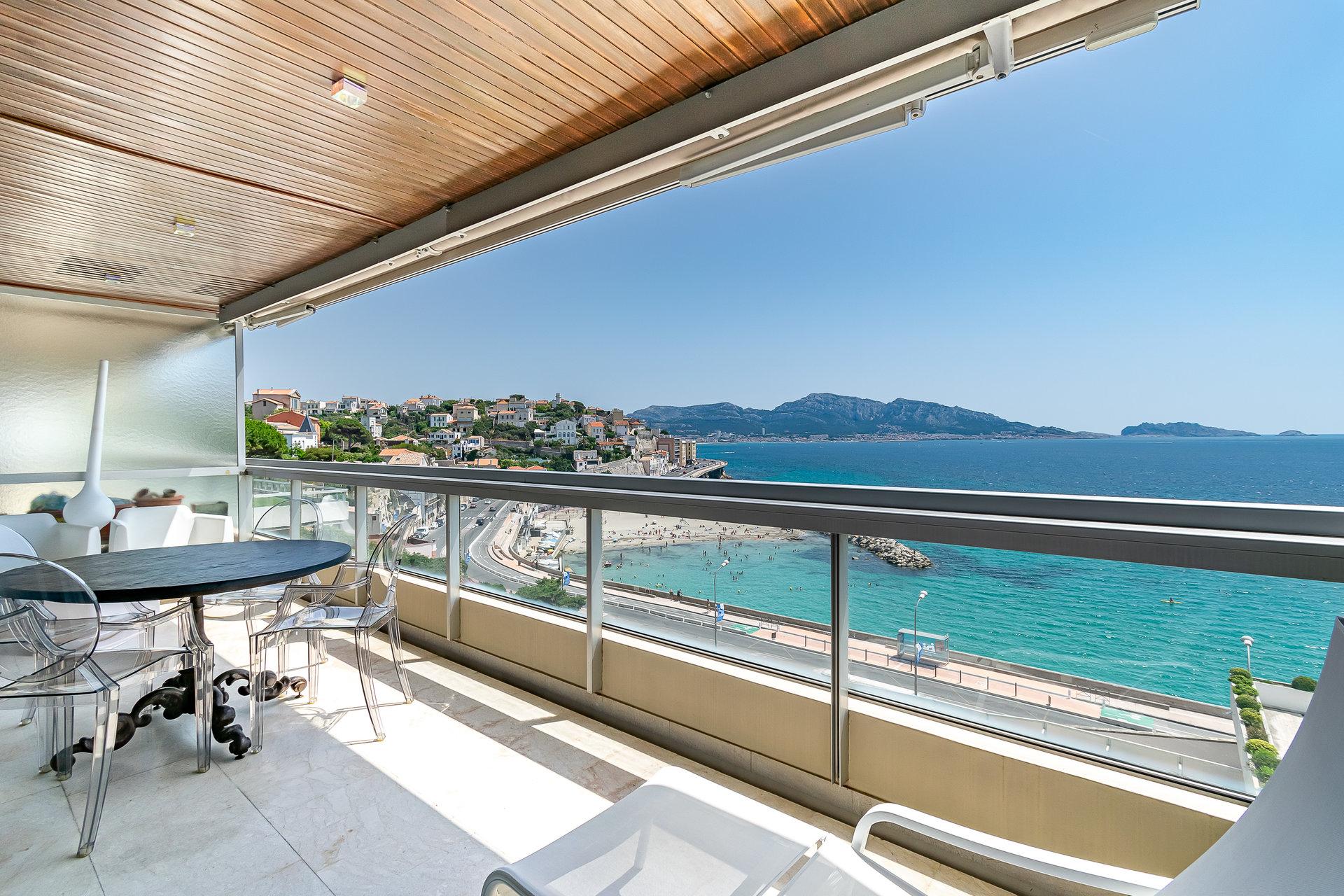 Vente Appartement - Marseille 7ème