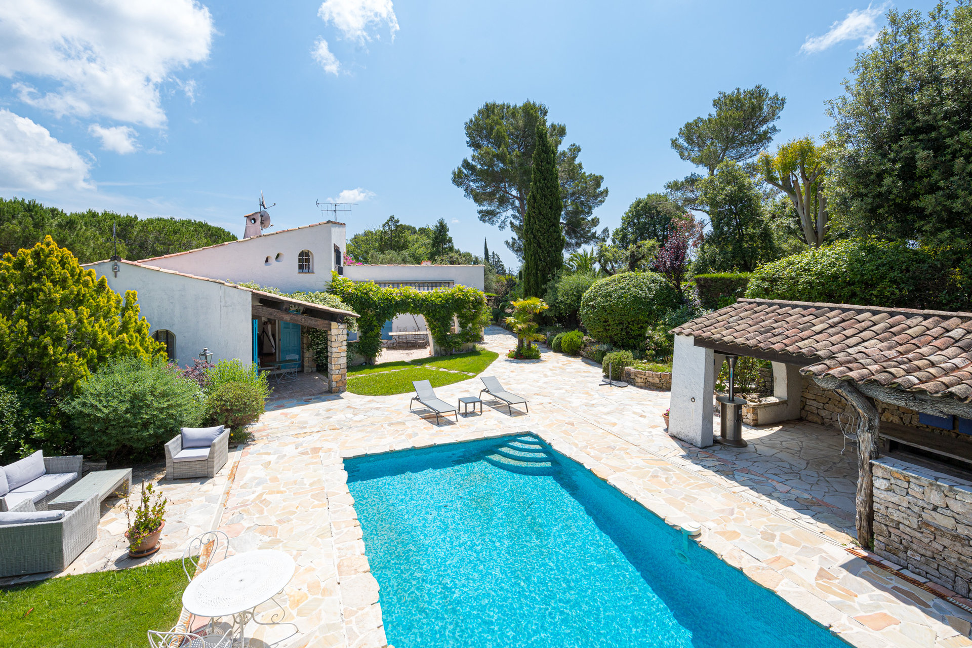 Sole Agent – Beautiful property near Valbonne Village