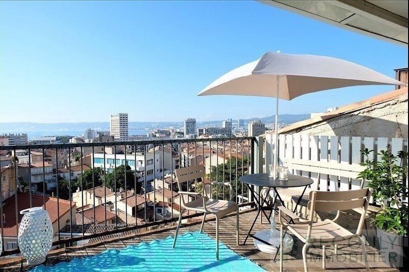 Vente Appartement - Marseille 7ème Endoume