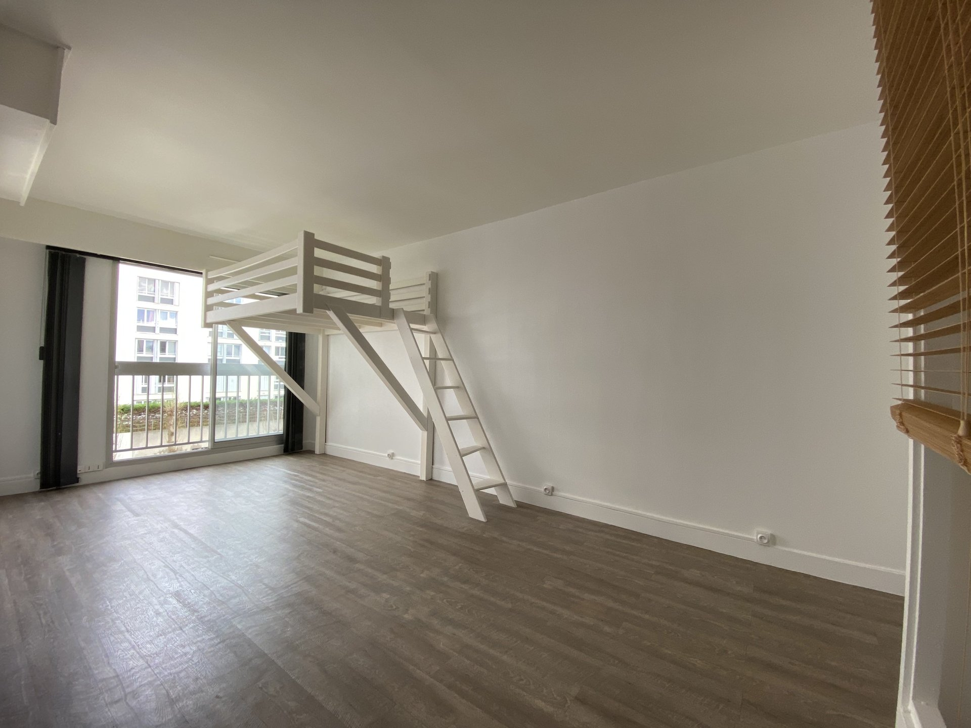 Studio Paris 20ème - Idéal investissement locatif