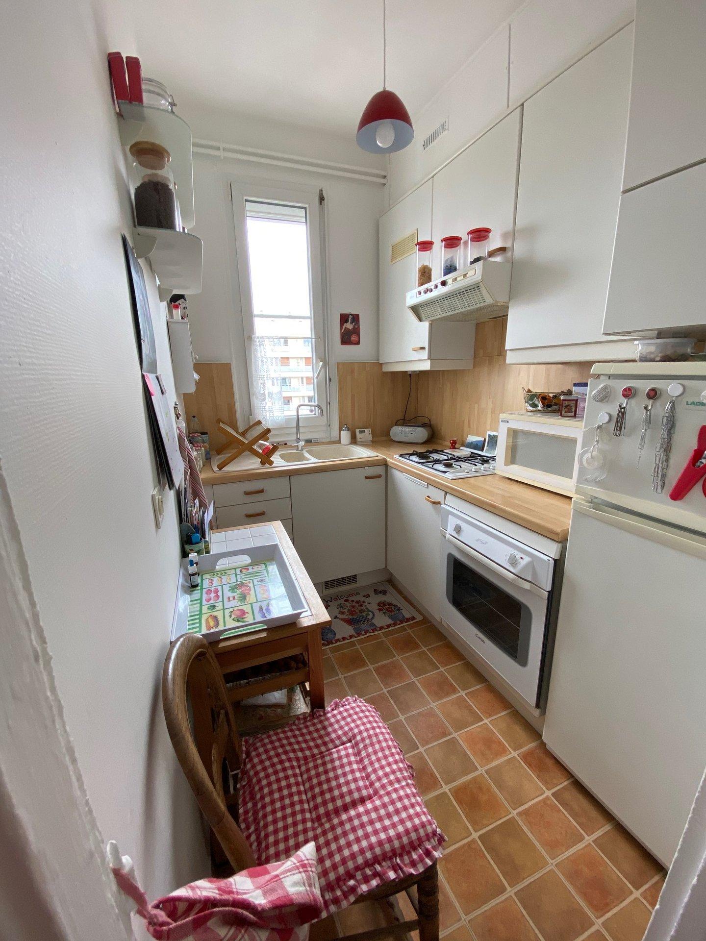 Sale Apartment - Asnières-sur-Seine Les Agnettes - Bourguignons