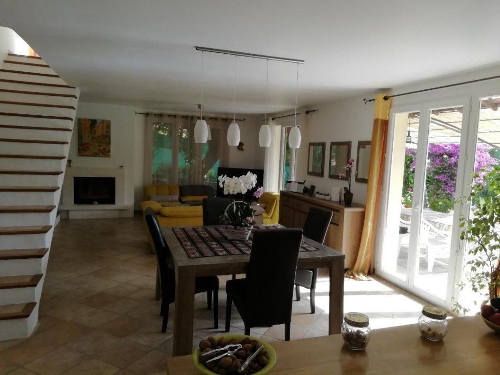 Antibes Brusquets Beautiful 5 bedroom villa with independent studio