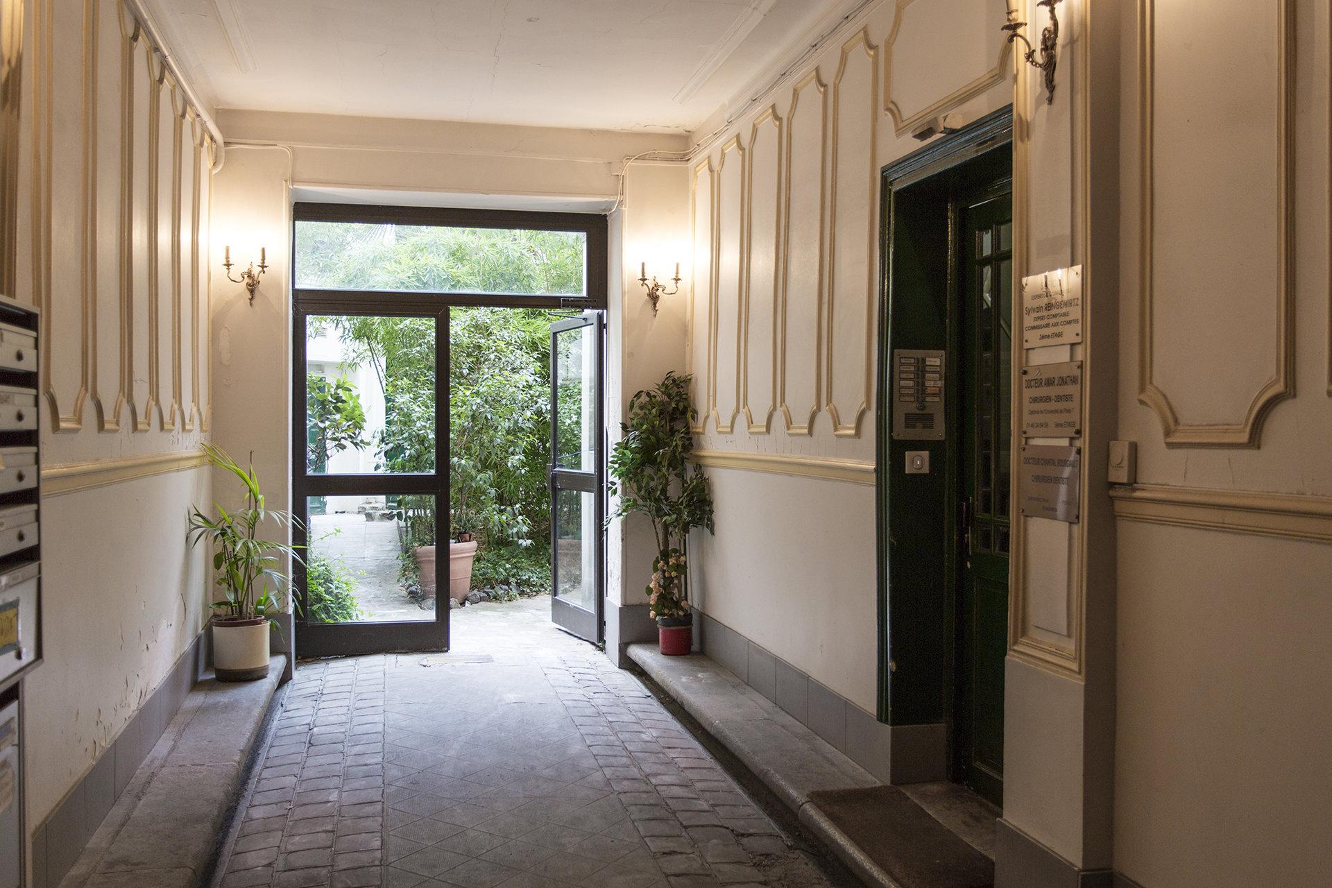 Appartement T3 vendu loué Neuilly Charles de Gaulle