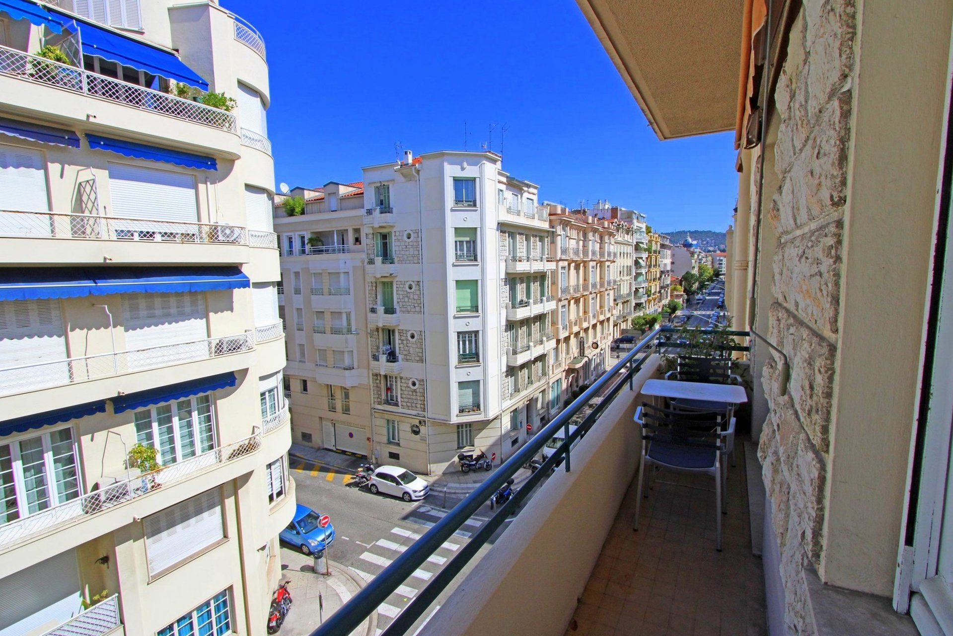 Vente Appartement 3P 92m² Nice Musiciens Balcons
