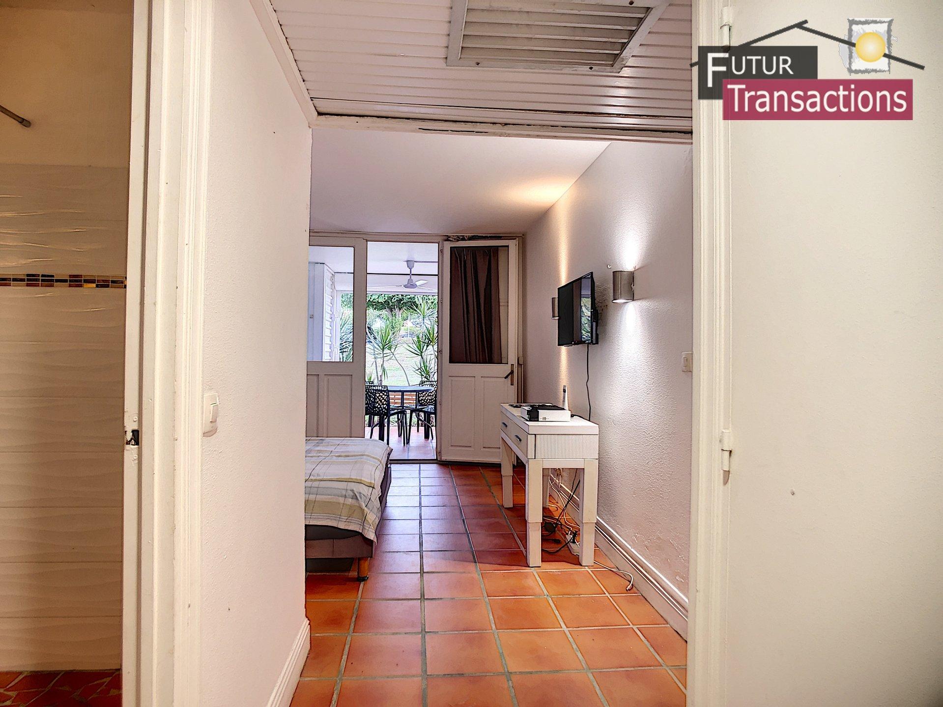 Studio rénové 30 m2 Anse des Rochers
