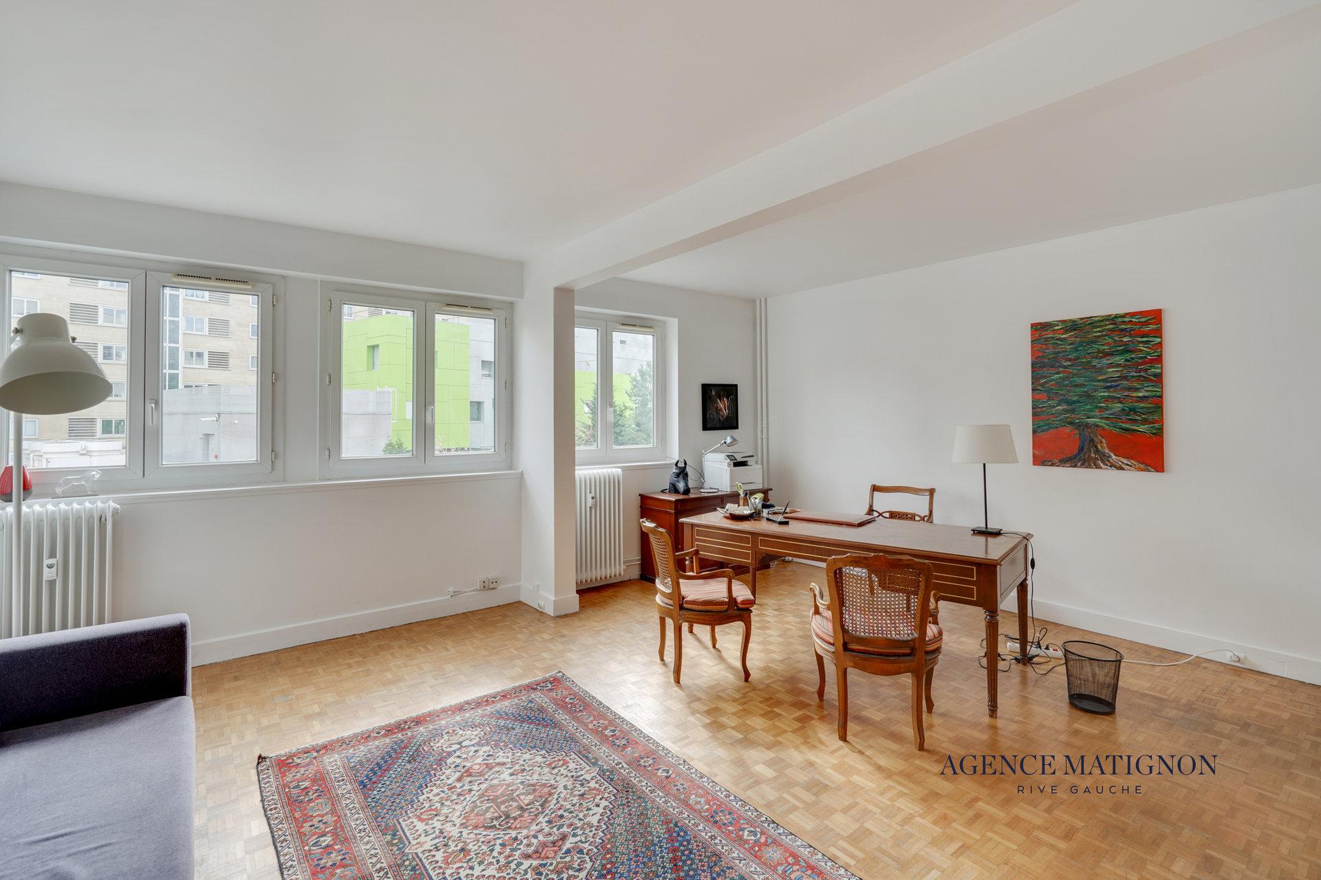 Appartement 3 pièces, 75015 (67,09 m²)
