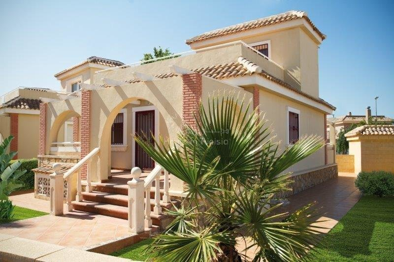 Development Twin Villa - Murcia - Spain