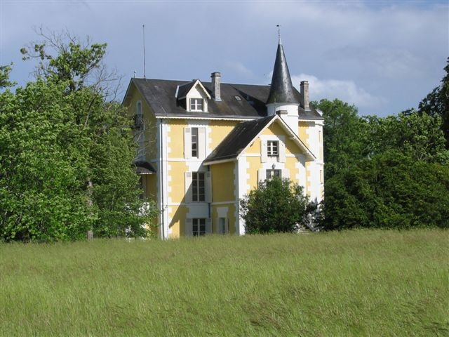 A Chateau in the Belle Epoque style dating from the late 19th Century