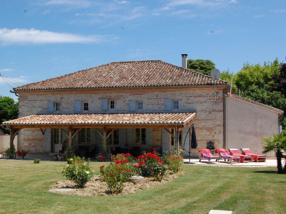 Superbe maison de campagne, près de Toulouse