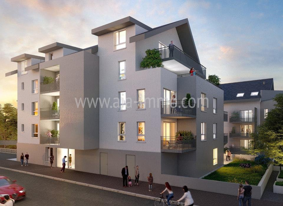 Development Apartment - Chambéry