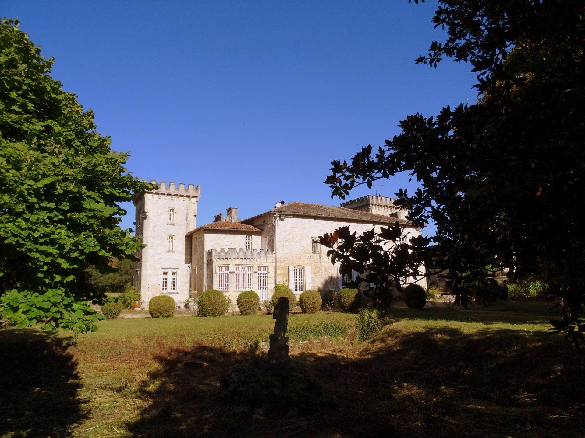Chateau close to Cognac
