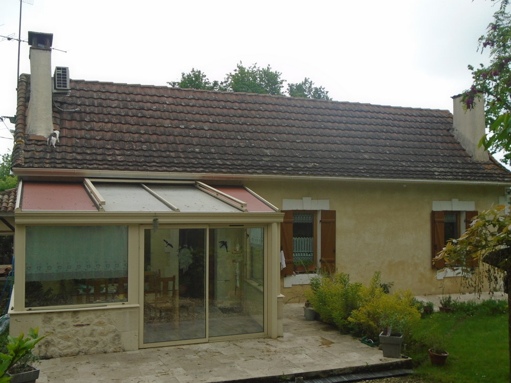 Detached 3 bedroom property in a tranquil position with room to extend.