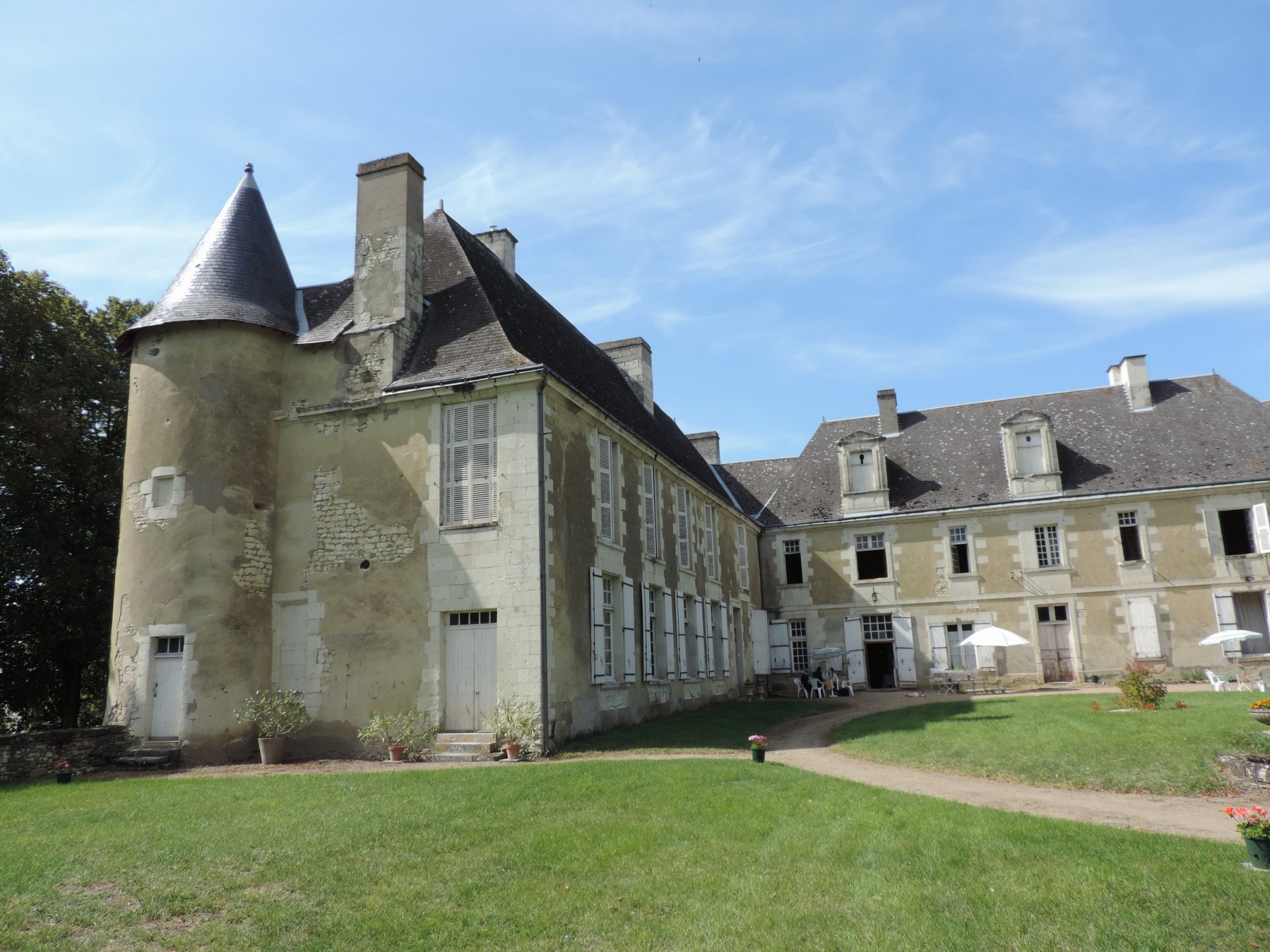 MAGNIFICENT Castle dating from 14th and 15th century with many original features