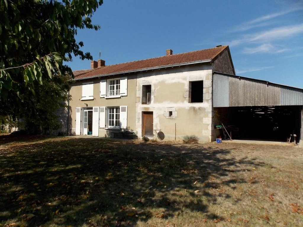 Renovated character property plus outbuilding to renovate
