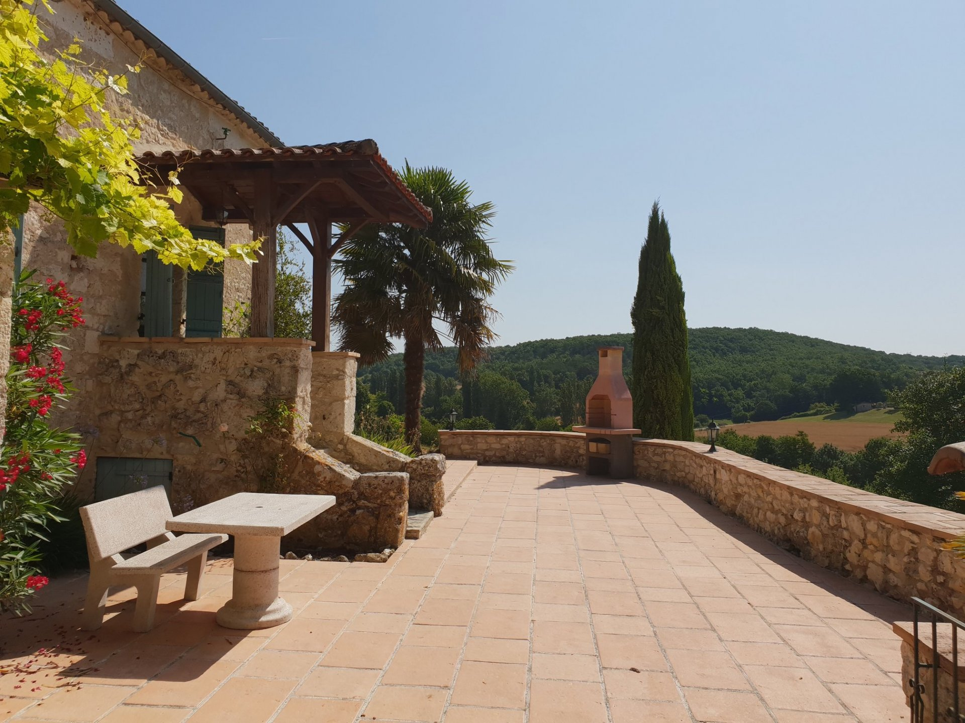 Great location, magnificent views- 10min to the market villages- must visit!!!!!