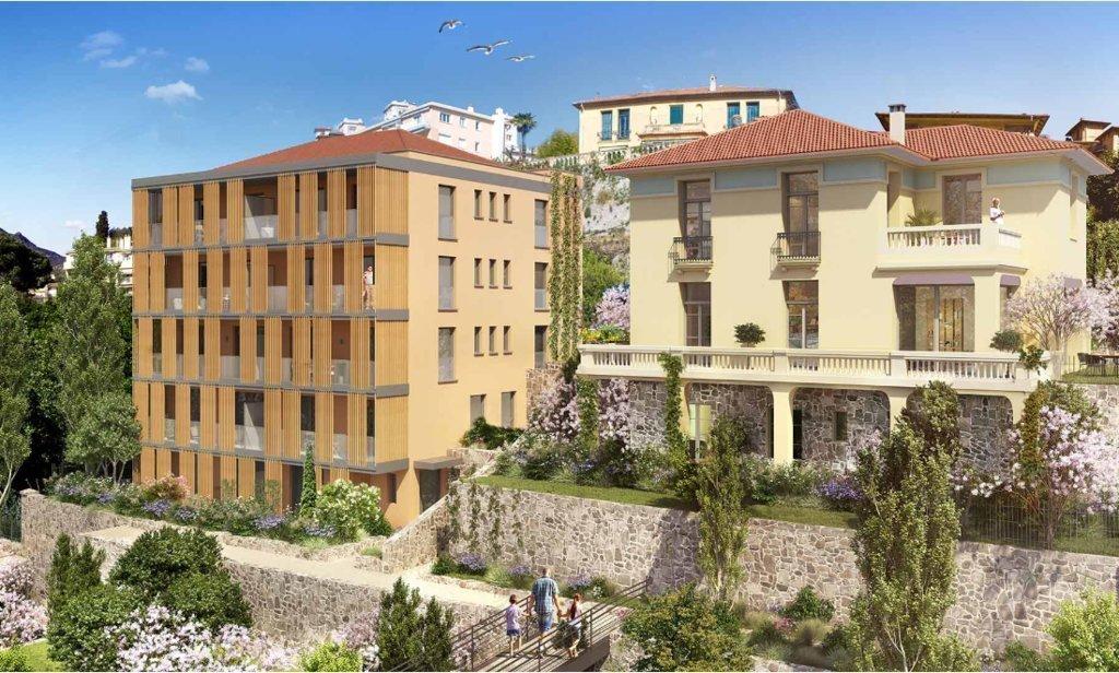 Development Apartment - Menton