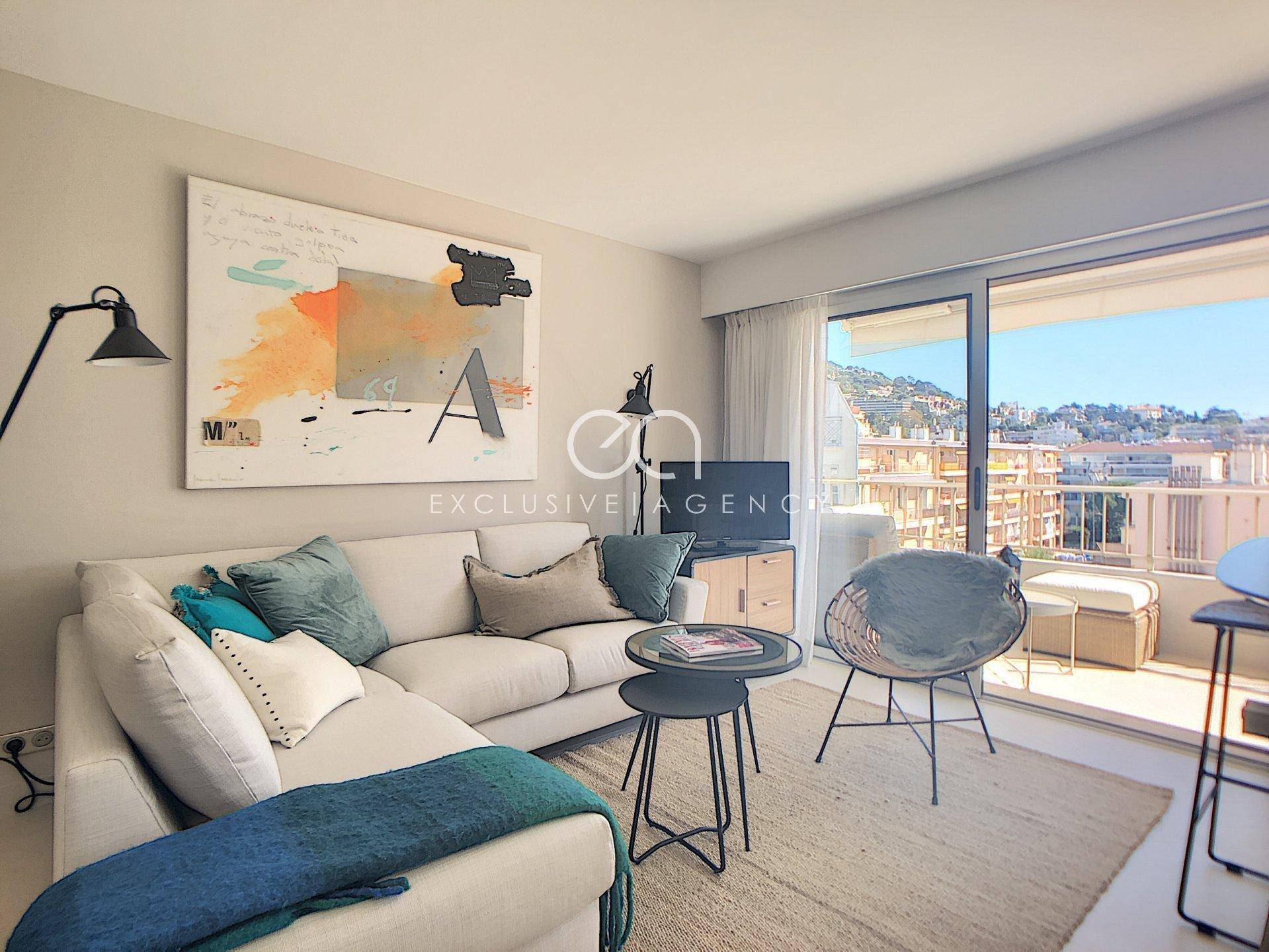 Saisonvermietungen Wohnung - Cannes Banane
